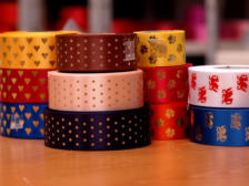 Variety of printed ribbon